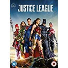 Justice League [DVD] [2018]
